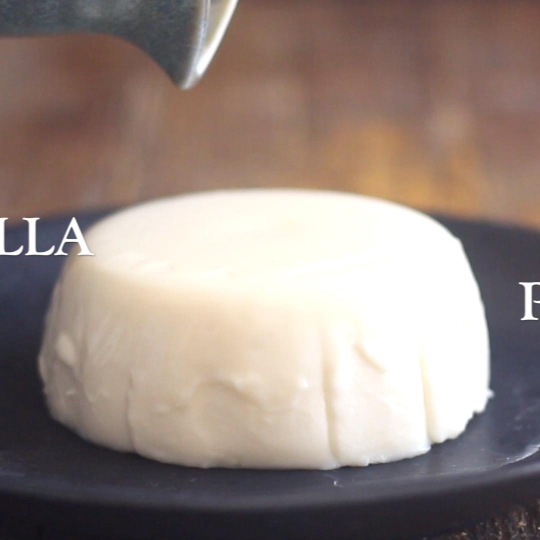 Photo of Creamy Vanilla Panna Cotta