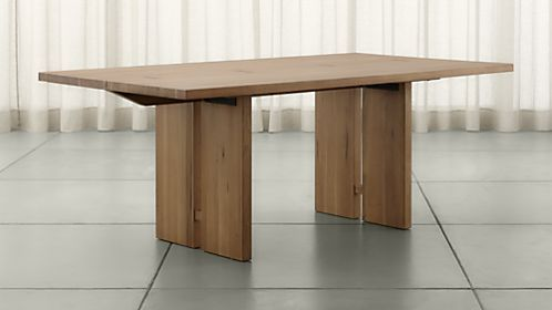 Monarch Natural Solid Walnut Dining Tables Walnut Dining Table