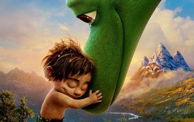 The Good Dinosaur Disney Moderno Filmes De Animacao E O Bom