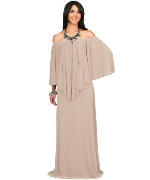 Comfortable & Simple Mother of The Bride Plus Size Dresses ...