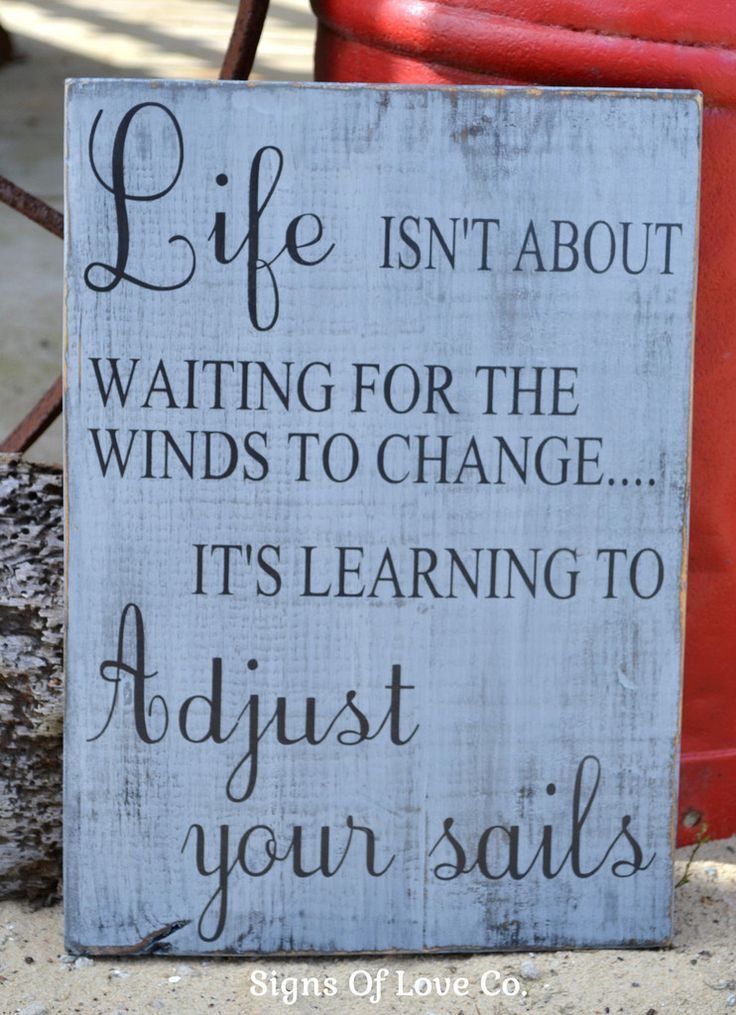 Quotes About Sailing And Life Gorgeous Beach Decor Beach Theme Sign Nautical Boat Gift Sail Sailing Life
