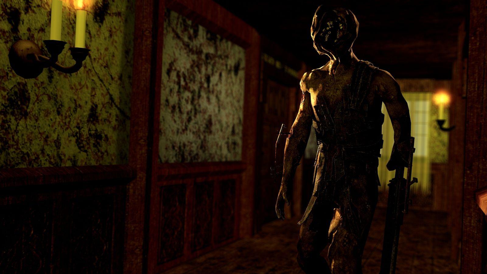 Amnesia The Dark Descent Brute Horror Video Games Horror