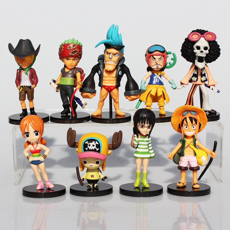 Usopp Pop 10cm Figurine One Piece