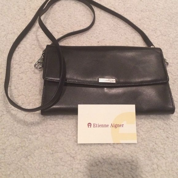 Etienne aigner Crossbody wallet Never used Etienne Aigner Bags Crossbody Bags