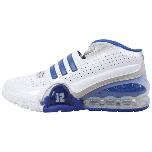 Team Signature series shoes always look cool. These adidas TS Bounce  Commander men's basketball shoes
