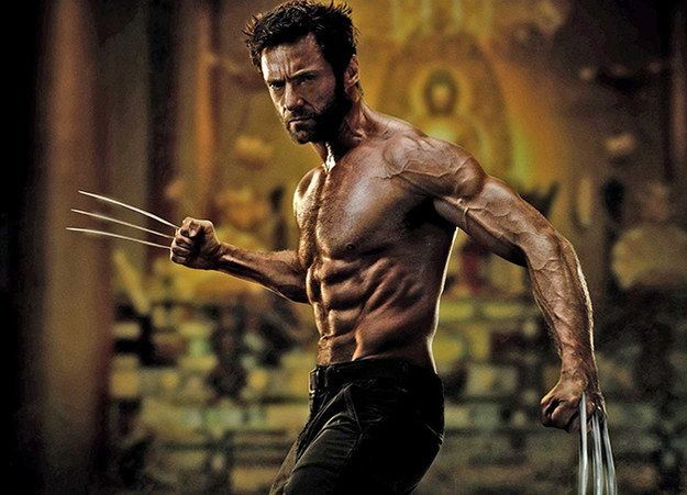 Hugh Jackman Continues To Prove That He S Just Perfect Wolverine Movie Hugh Jackman Shirtless Wolverine Hugh Jackman