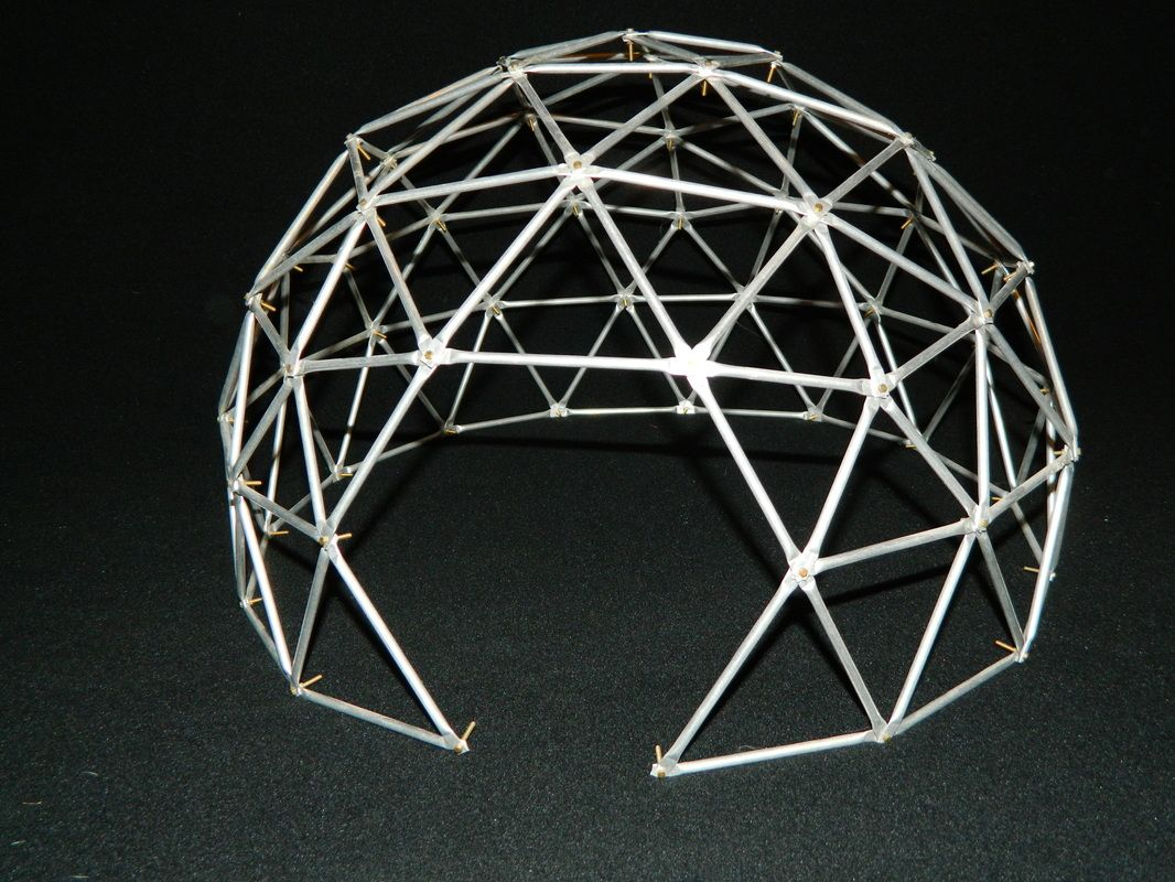 Dome Homes Geodesic Hurricanes And Tornadoes Steel Frame Smallest House
