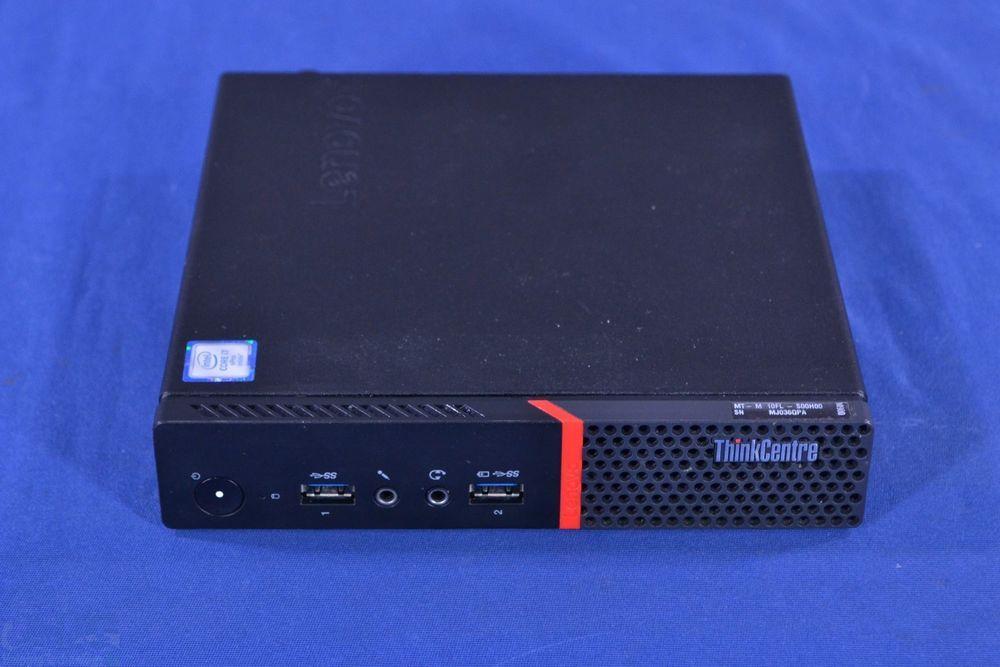 Lenovo ThinkCentre M900 Tiny i7-6700T 2 8GHz 8GB 500GB NO OS