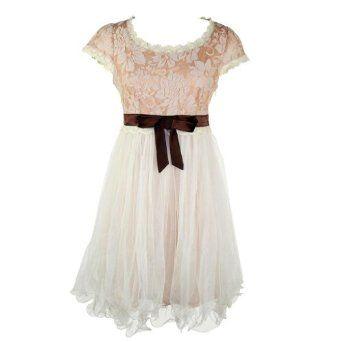 Amazon.com: VS By Vivian Storms Womens Tea & Crumpits Dress: Clothing