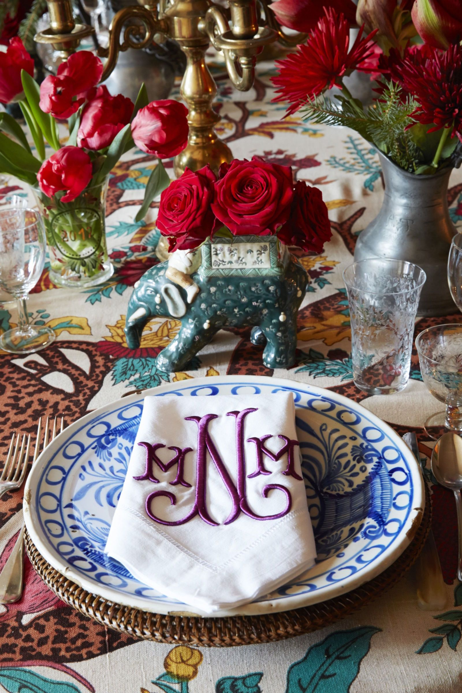 10 Unique Place Settings For Your Holiday Table & 10 Unique Place Settings For Your Holiday Table   Holiday tables ...