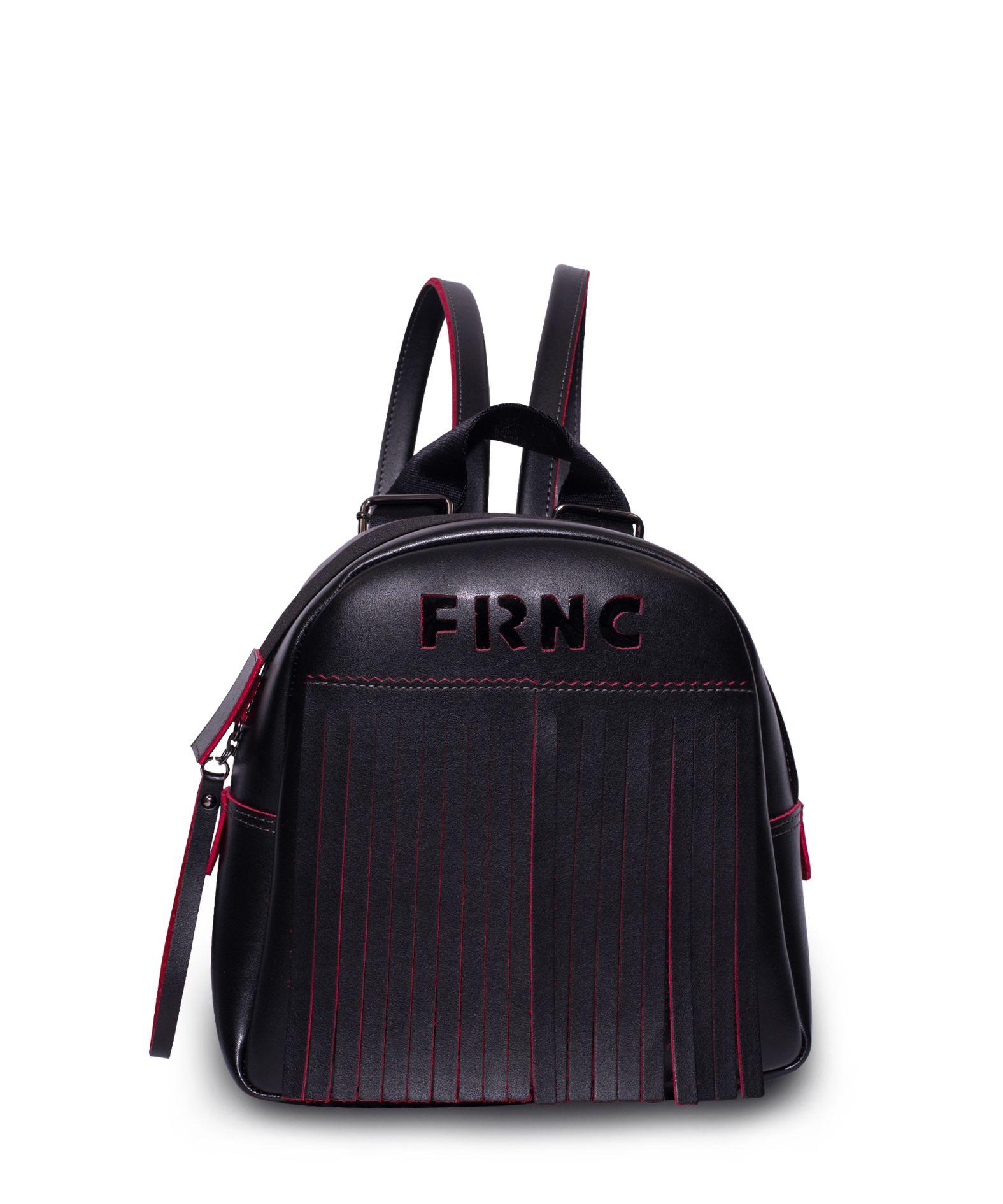 FRNC big shoulderbag for style o´clock Bordeaux