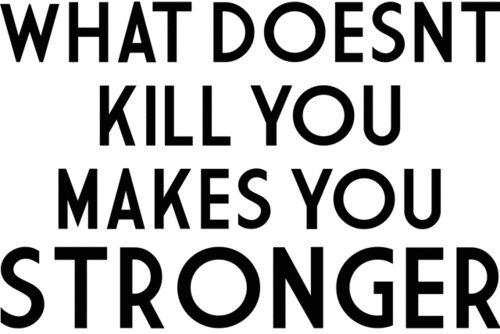 What Doesn T Kill You Makes A Fighter Great Song Lyrics Inspirational Lyrics Cool Lyrics