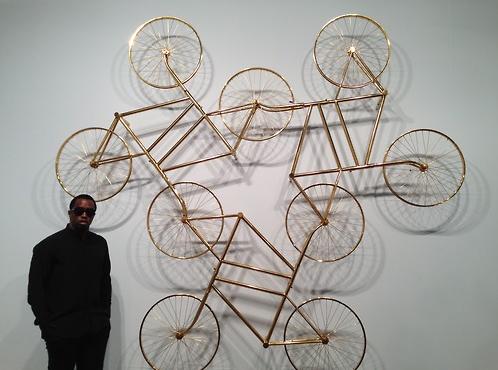 Sean Combs w/ Ai Wei Wei