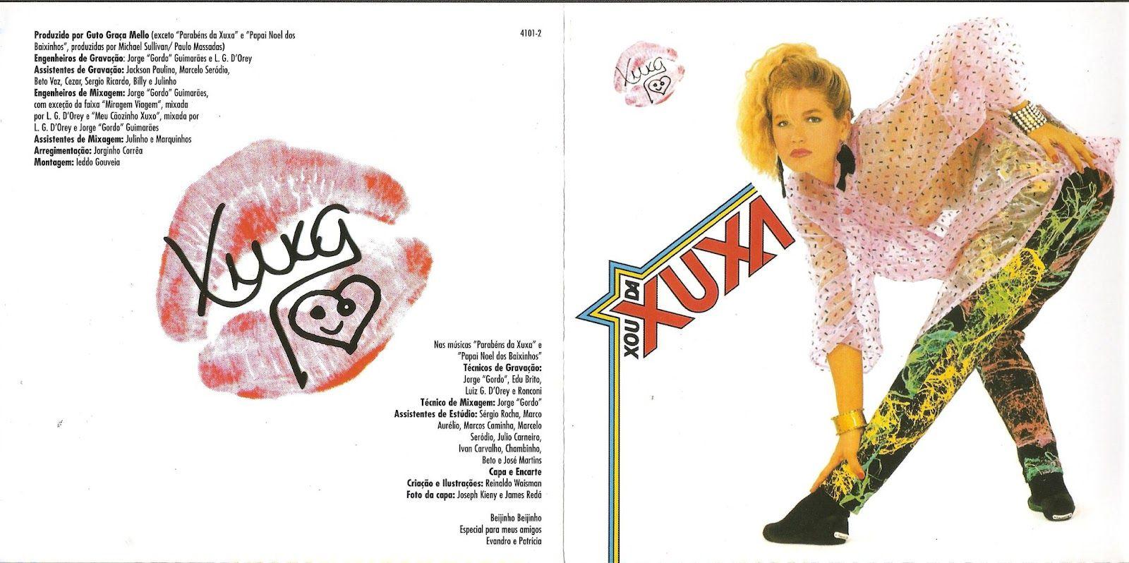 Xou da Xuxa - 1