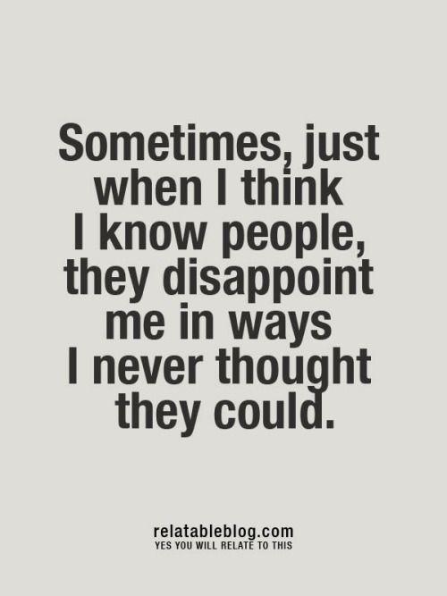 Truth. Too many