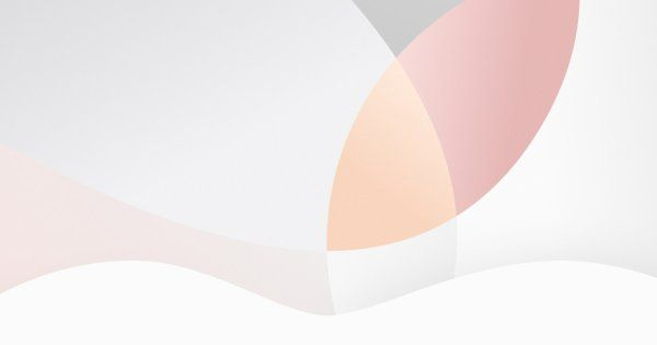 Apple's spring 2016 event will be held on monday march 21 #news #tech #science http://j.mp/1paXJTo