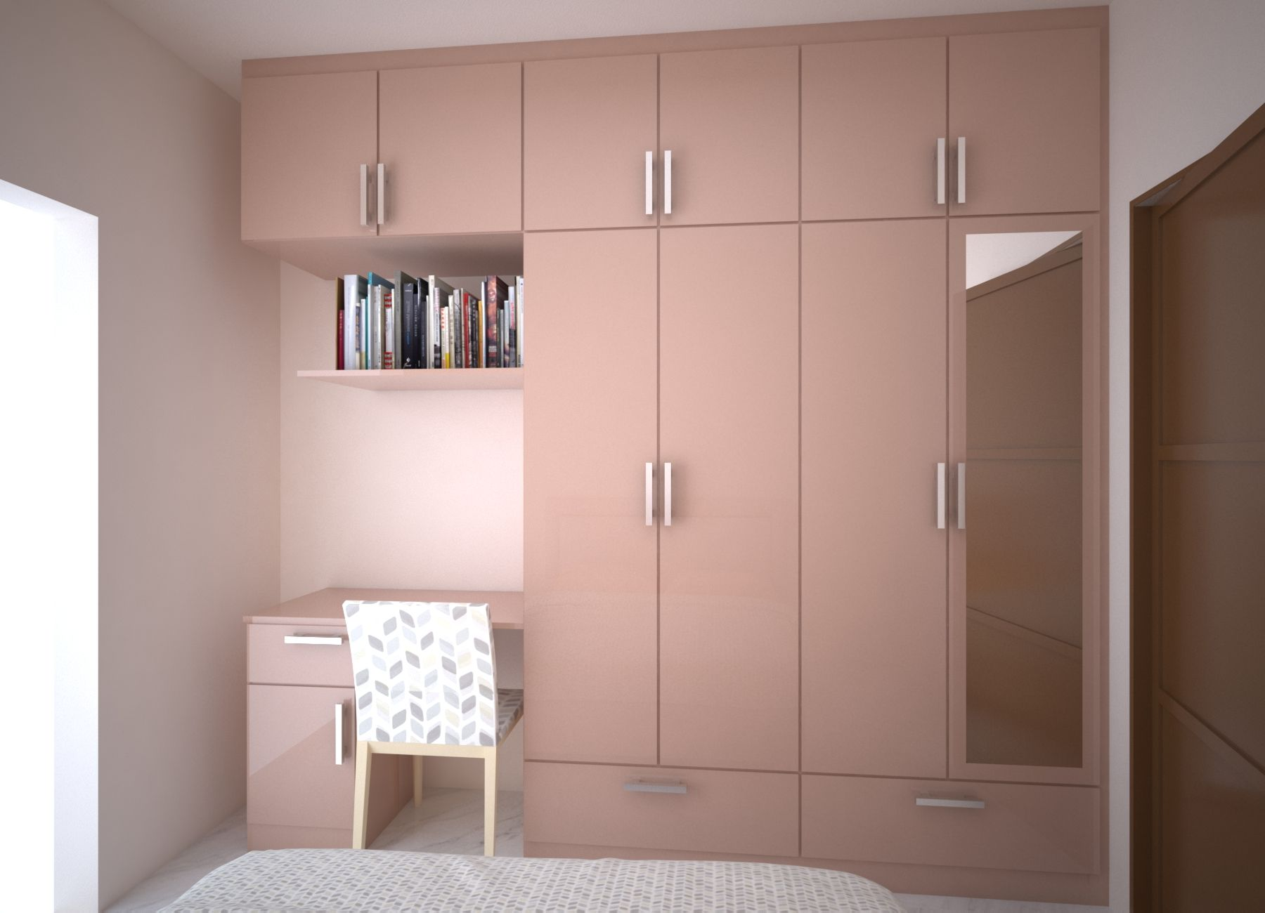 Residential Commercial Space Design Bedroom Closet Design Wardrobe Design Bedroom Cupboard Design