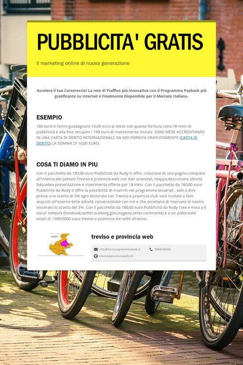 ARIA DI VACANZA (con immagini) Marketing online