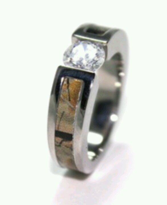 Realtree Wedding Rings: Jewelry •+•0•+•
