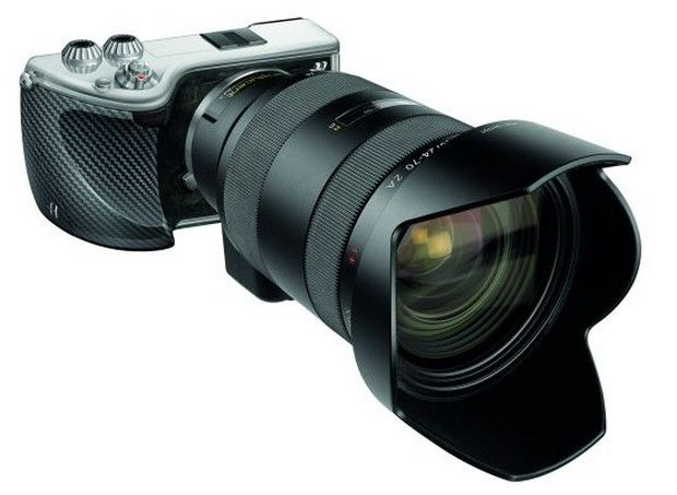 $6,500 Mirrorless camera from Hasselblad called Lunar