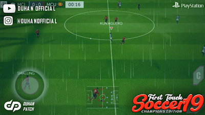 FTS 19 Champions Edition Download Sepak bola, Game
