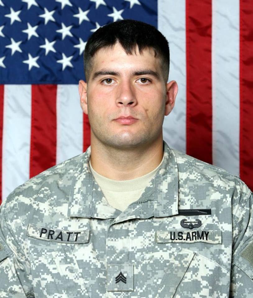 Honoring Army Sgt. Austin D. Pratt died December 15, 2007