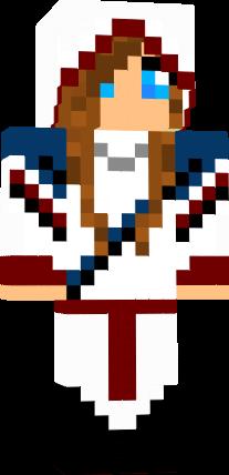 Minecraft Assassin Girl Skin Assassin Girl NovaSkin Gallery - Assassin skins fur minecraft