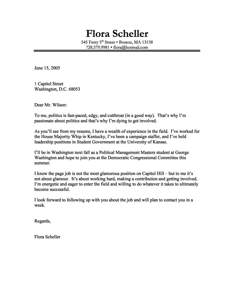 30 Best Cover Letter Examples Sample 791x1024