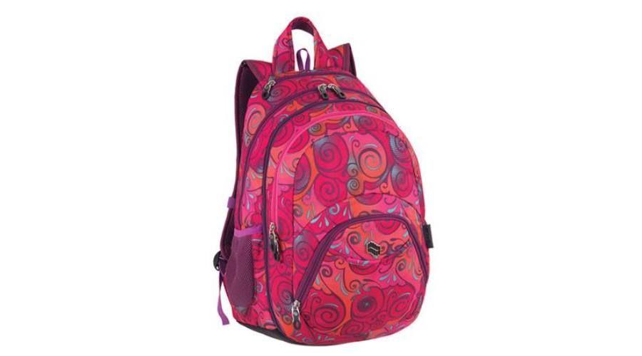 Pulse hátizsák 2in1 Wonderland rózsaszín - Ifjúsági hátizsák -  Iskolatáskák 63f1f90988