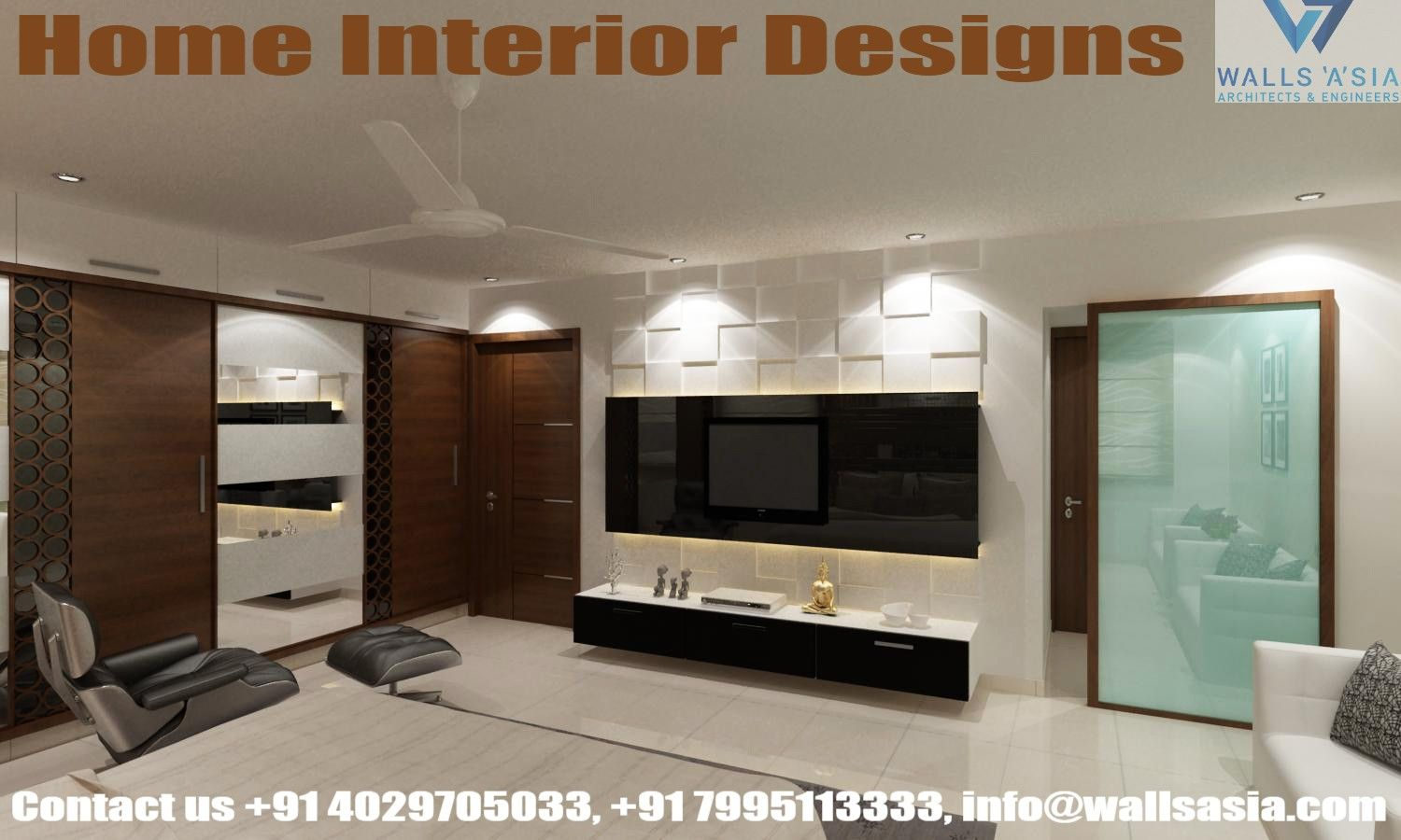 Home Interior Designs By Walls Asia Architects And Interior
