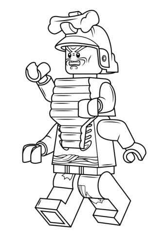 Lego Ninjago Lord Garmadon Coloring Page Ninjago Ausmalbilder Ausmalbilder Kostenlose Ausmalbilder