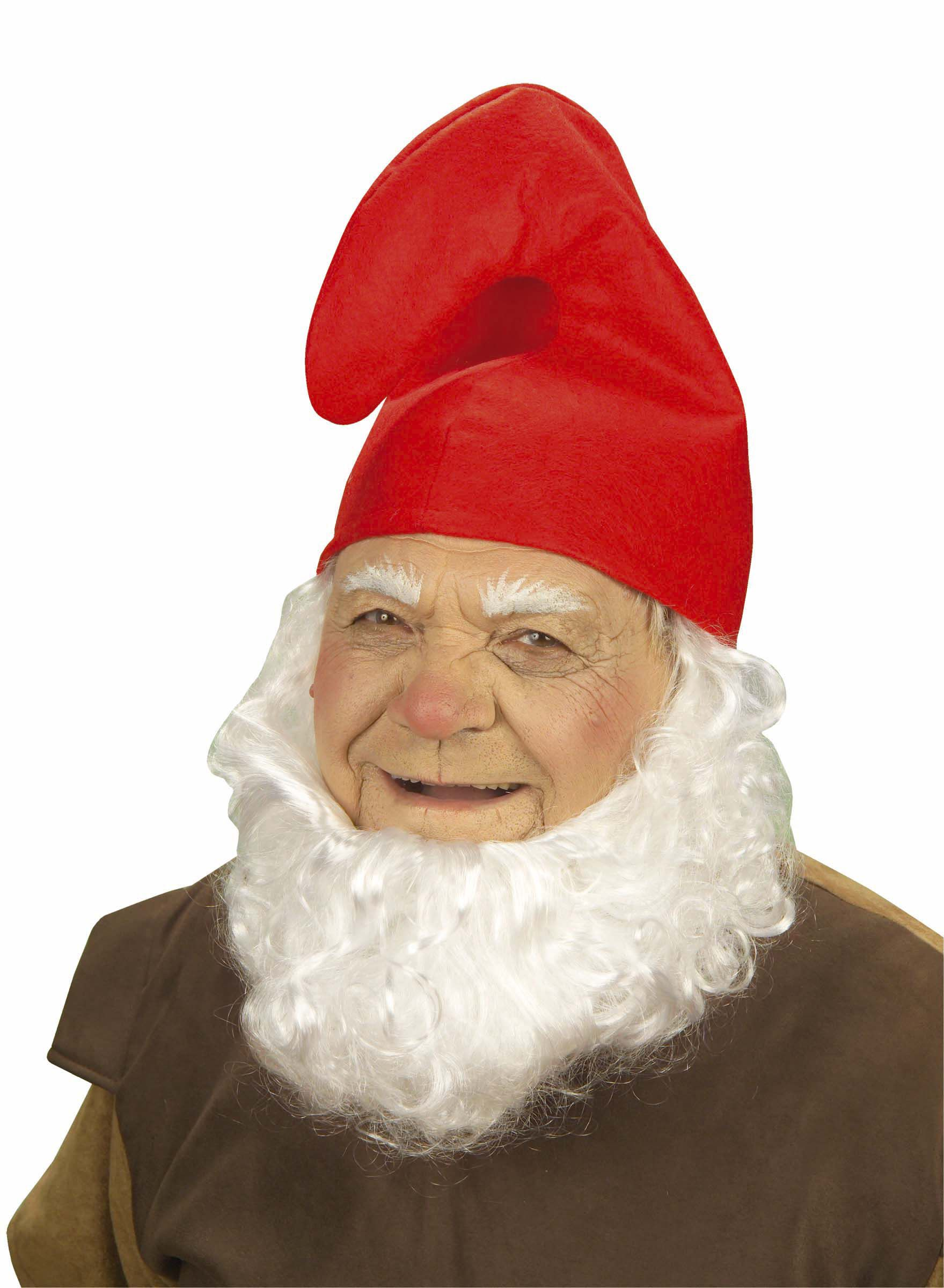 b65cef32aef Red gnome hat for adults