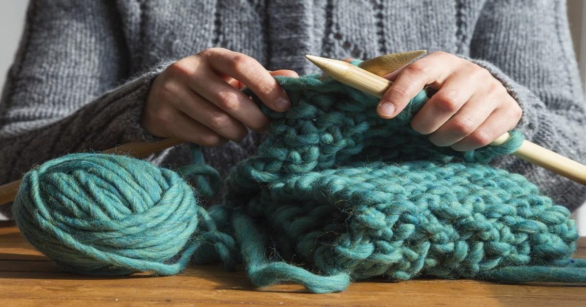 6 bienfaits insoupçonnés du tricot sur notre santé