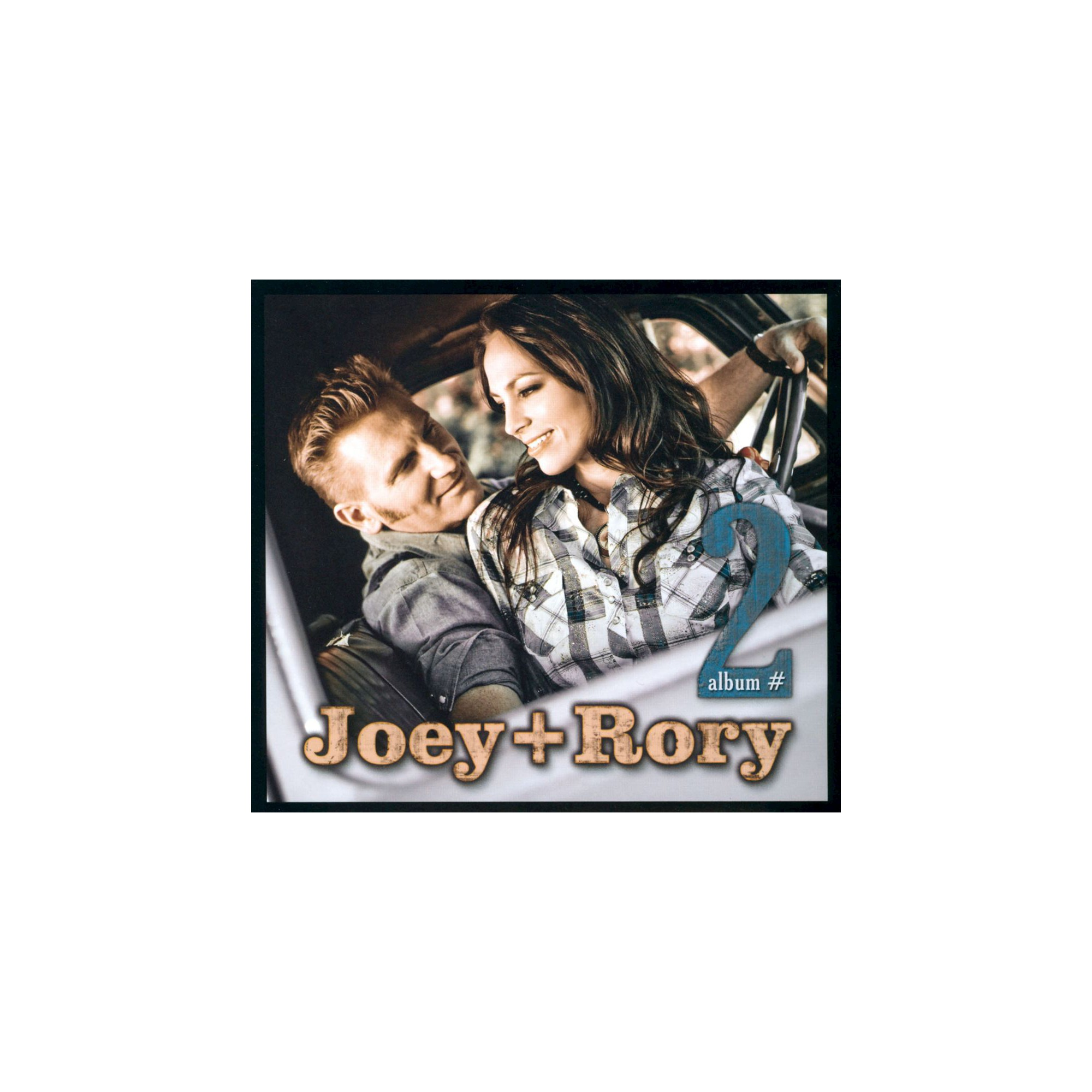 Joey + Rory - Album Number Two (CD) | Number and Products