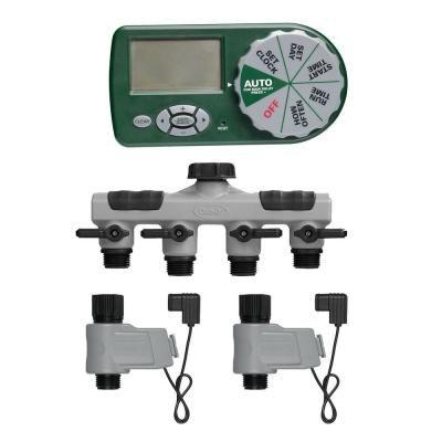 b2071fdab2883e51cd9ee9345b740e2c - Gardena Easy Control Water Timer Manual