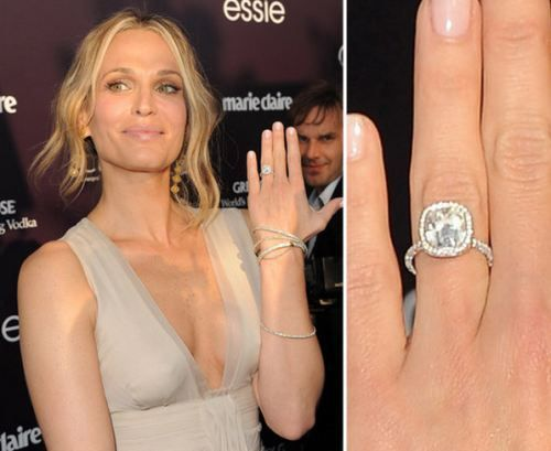Theberry Celebrity Engagement Rings Giant Engagement Ring Vintage Inspired Engagement Rings