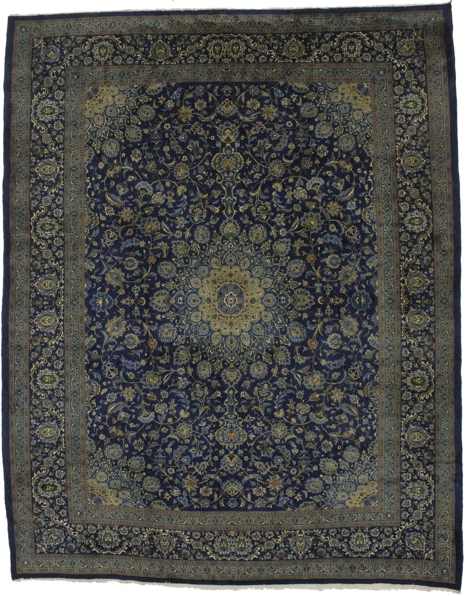 Antique Persian Rugs Delightful Traditional Vintage Kashmar Persian Rug Oriental Area Carpet 10x Blue Oriental Rug Antique Persian Carpet Antique Persian Rug