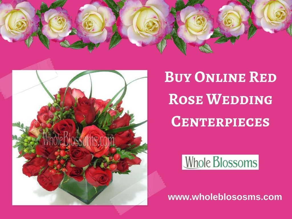 Red roses wedding centerpieces are the perfect choice for the red roses wedding centerpieces are the perfect choice for the weddings if you want to izmirmasajfo