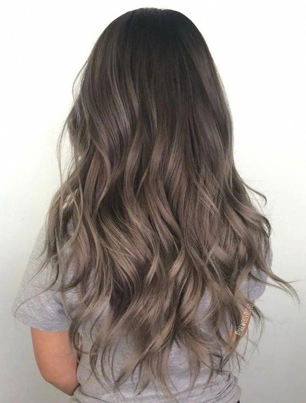 Fantastic Brunette Balayage Hair Color Ideas27 Haircolor Haircolorideas Brownhairbalayage Ash Brown Hair Color Hair Color Balayage Hair Styles