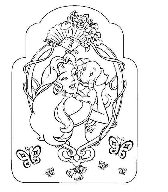 princess sissi coloring book sissi hercegn kifestknyv maria varga lbumes web de picasa