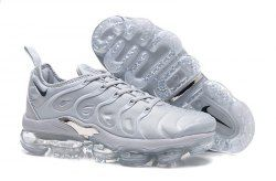 adf85aa1a4 Men's Nike Air Max Plus TN 2018 Triple Silver Wolf Grey Metal Boys Running  Shoes