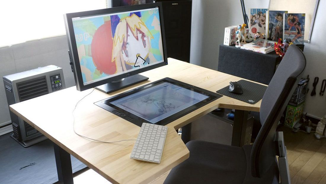 An inspiring diy project for anyone who creates digital