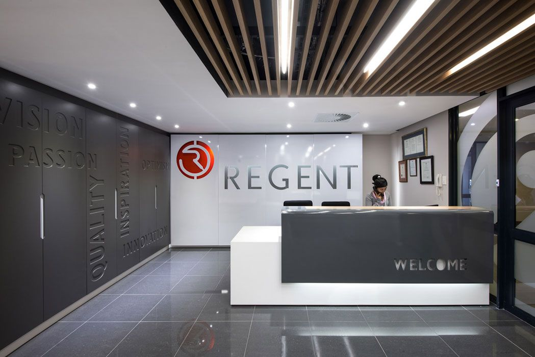 Regent Insurance Flagship Office Front Reception 1049x700