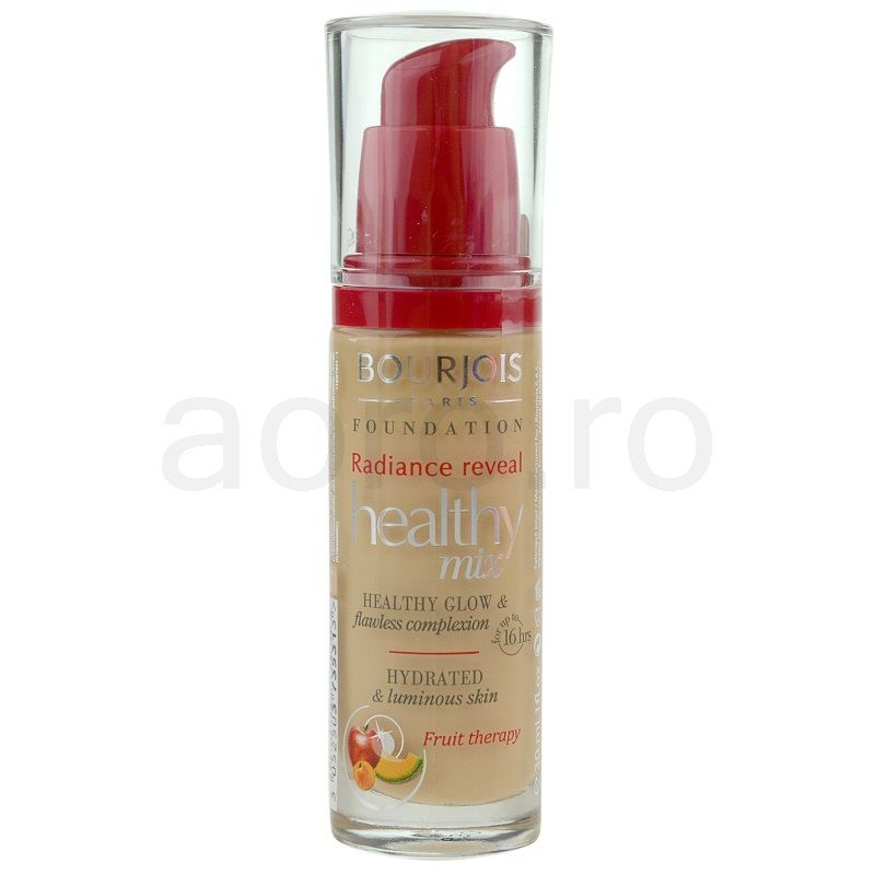Bourjois Healthy Mix Radiance Reveal Livrare între 2 4 Zile Notino Ro Bourjois Healthy Mix Healthy Mix Bourjois Healthy Mix Foundation
