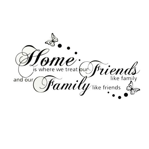 family and friends quotes - Google Search