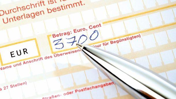 Гјberwiesenes Geld ZurГјckbuchen