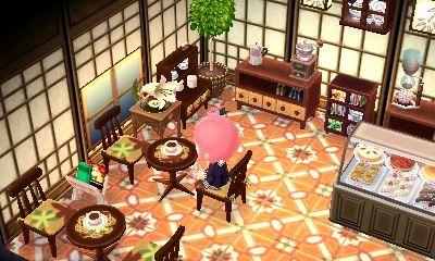 Animal Crossing Decor Ideas Animal Crossing Cafe Animal Crossing Qr Animal Crossing