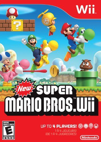 is there a super mario bros for xbox 360