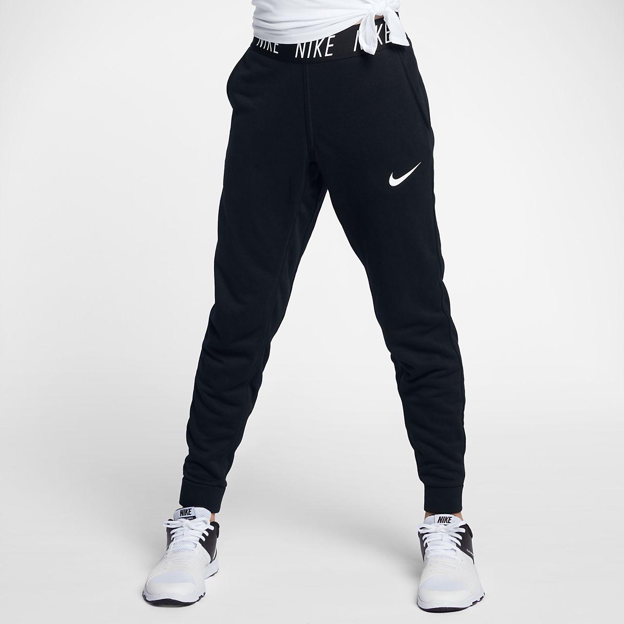 De Core Dry Pantalon Fille Plus Studio Nike Training Pour Âgée FSggqv