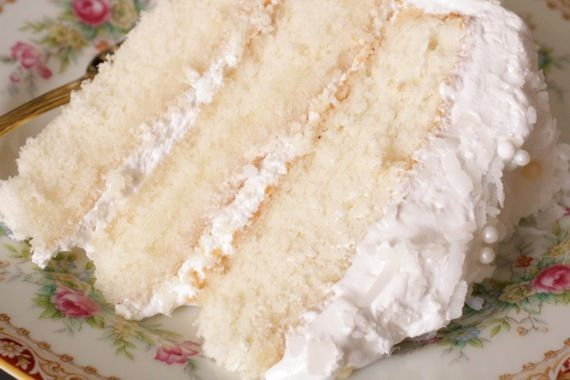 "Cake Recipe Light And Fluffy: Lady Baltimore Cake. ""It Starts With A Light, Tender White"